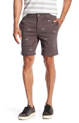 Vintage 1946 Bonefish White Shorts