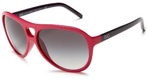 D&G Dolce & Gabbana Women's DD8070 Aviator Sunglasses