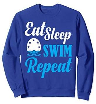 Funny Swimming Sweatshirts