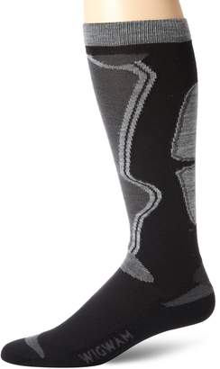 Wigwam Men's Snow Moto Pro Ultimax Knee High Merino Wool Socks