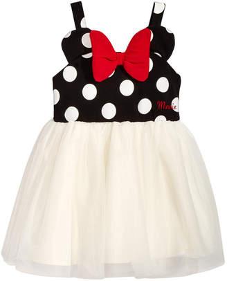 Disney Disney's Minnie Mouse Casual Dress, Baby Girls