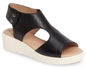 Johnston & Murphy Camilla Slingback Wedge Sandal