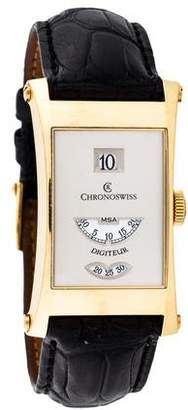 Chronoswiss Digiteur Watch