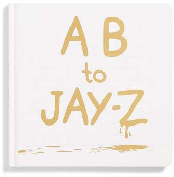THE LITTLE HOMIE 'A B to Jay-Z' Hardcover Book