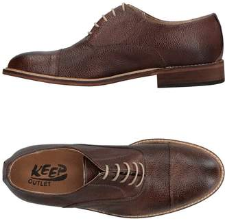 Keep Lace-up shoes