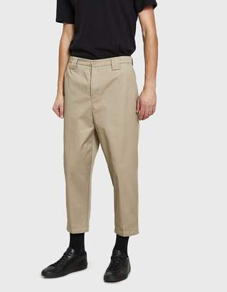Need Drop Trouser in Medium Khaki