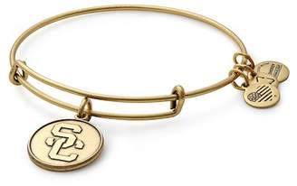 Alex and Ani University of Southern California Charm Wire Adjustable Bracelet