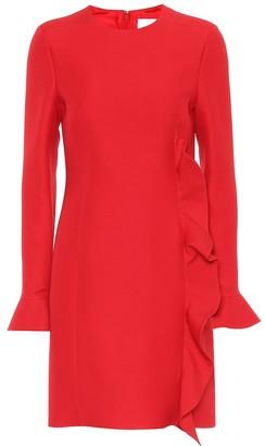 Valentino Virgin wool and silk dress
