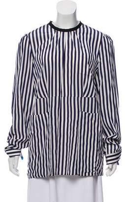 Marni Striped Flared Tunic