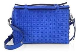 Tod's Mini Gommini Leather Duffle Bag