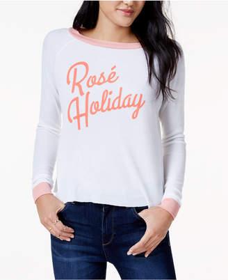 Kid Dangerous Rosé Holiday Graphic T-Shirt