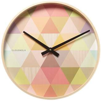 Cloudnola Gin Clock - Red