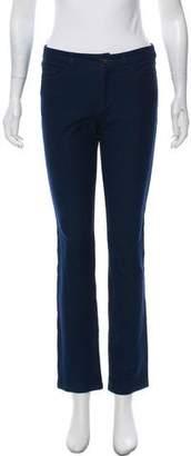 Joseph Mid-Rise Straight-Leg Jeans