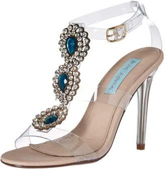 Betsey Johnson Blue by Women's SB-Sylvi Heeled Sandal