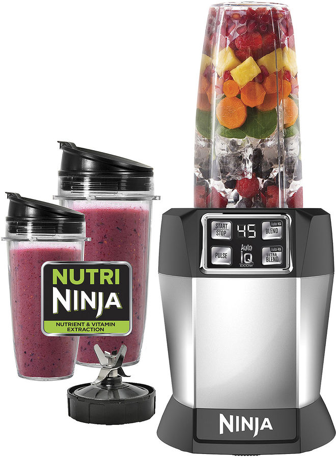 Nutri Ninja Blender with Auto iQ Technology BL481