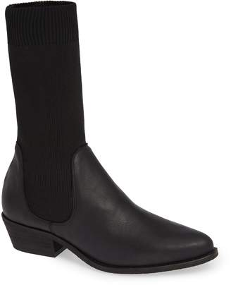 Free People Merritt Western Sock Boot