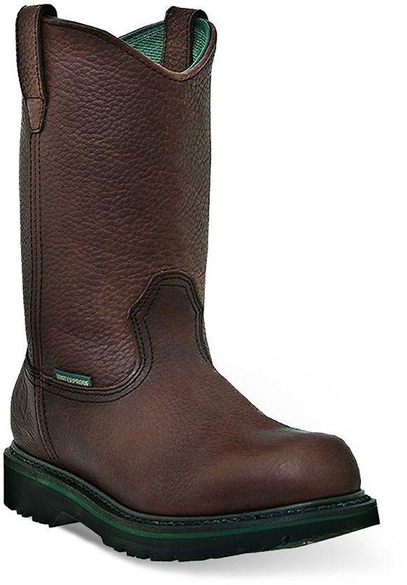 deere s waterproof slip resistant wellington work