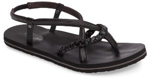 Women's The North Face Base Camp Plus Gladiator Sandal $40 thestylecure.com