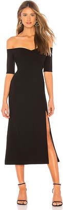 Jill Stuart Off The Shoulder Midi Dress