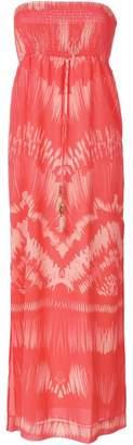 Heidi Klein 'Tahiti' bandeau maxi dress