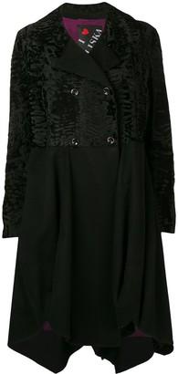 Maja Liska midi coat