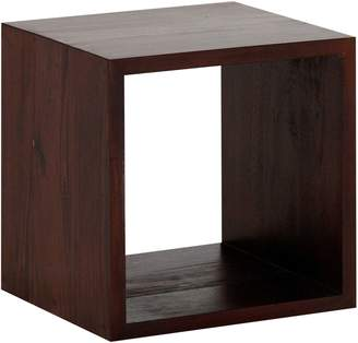 Kayu Estate Bookcases Haroba Cube Shelf, CF Mahagony