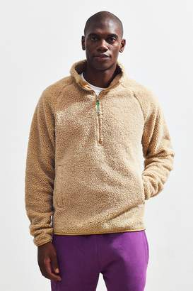 Urban Outfitters Sherpa Pullover Jacket