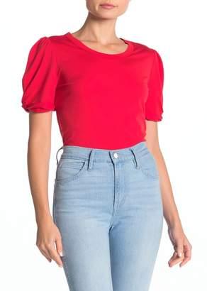 Socialite Puff Twist Sleeve T-shirt