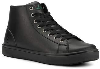 Emeril Read Men's Leather Water-Resistant High-Top Sneakers