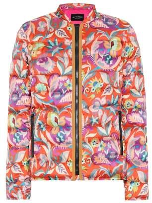 Etro Printed down jacket