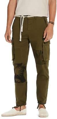Scotch & Soda Military Printed Cargo Pants