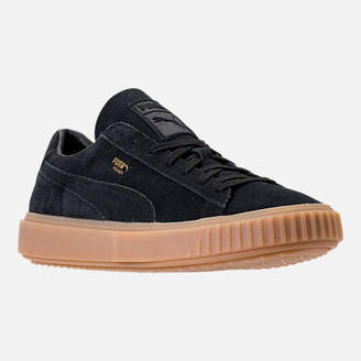 Puma Men's Breaker Suede Gum Casual Shoes
