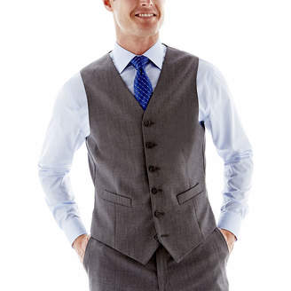 STAFFORD Stafford Executive Super 100 Wool Vest - Classic