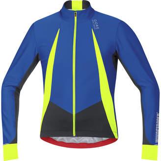 Gore Bike Wear Oxygen WindStopper Long-Sleeve Jersey - Men's