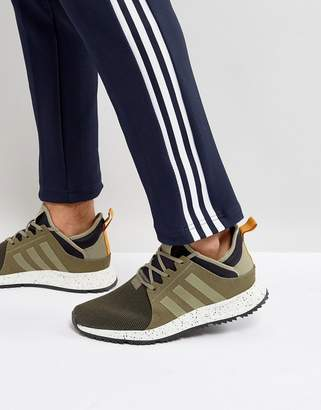 adidas X_plr Boot Trainers In Green Bz0670