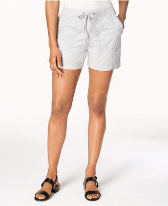 Style&Co. Style & Co Comfort-Waist Shorts, Created for Macy's