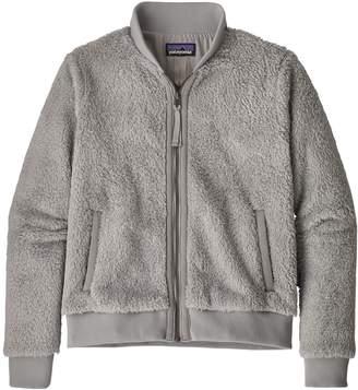 Patagonia Women's Los Gatos Fleece Bomber Jacket
