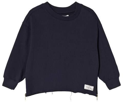 I Dig Denim Dark Blue Julia Sweater