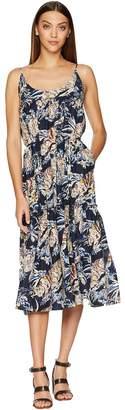 Stella McCartney Jungle Print Maxi Dress Women's Swimwear