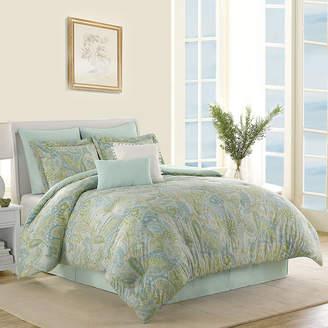 S.O.H.O New York Sea Glass 8-pc. Comforter Set