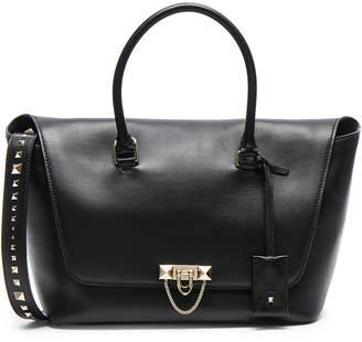 Valentino Demilune Double Handle Bag