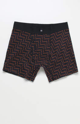 Richer Poorer Black Leonard Spotted Boxer Briefs