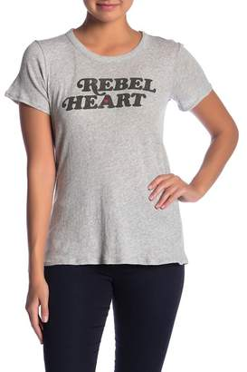 Chaser Rebel Heart Graphic Tee