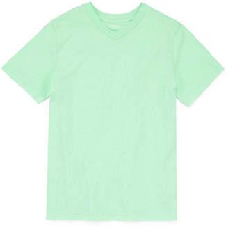 Arizona Short Sleeve V Neck T-Shirt Boys
