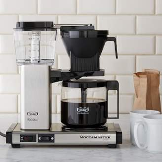 Technivorm Moccamaster 10-Cup Glass Coffee Maker