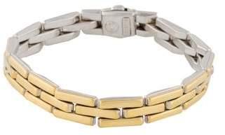 Chimento 18K Two-Tone Link Bracelet