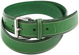 Jil Sander Leather belt