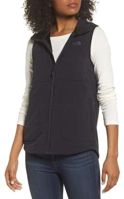 The North Face Mountain Sweatshirt Insulated Hooded Vest