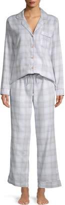 UGG Raven Flannel Pajama Set