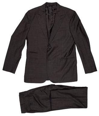 Hermes Wool Two-Piece Suit